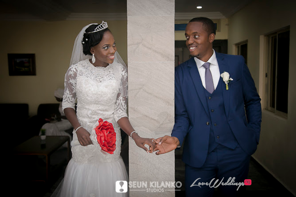 Nigerian White Wedding - Ukot and Dumebi Seun Kilanko Studios LoveweddingsNG 8