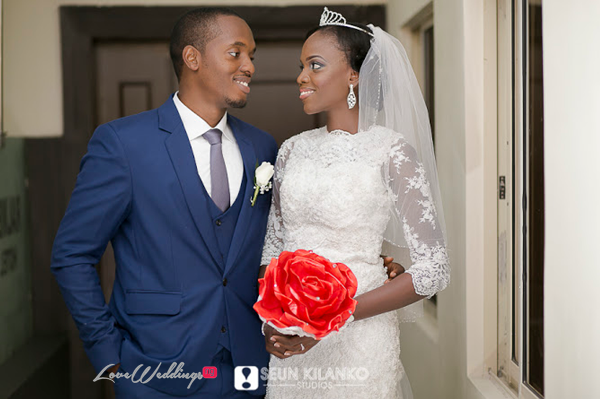Nigerian White Wedding - Ukot and Dumebi Seun Kilanko Studios LoveweddingsNG 9