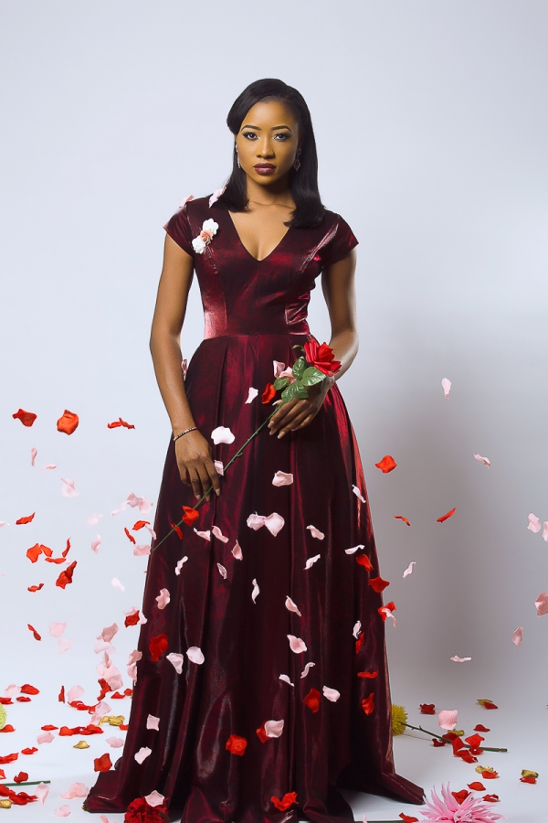 Nouva Couture Lady Valentina SS 16 LoveweddingsNG 1