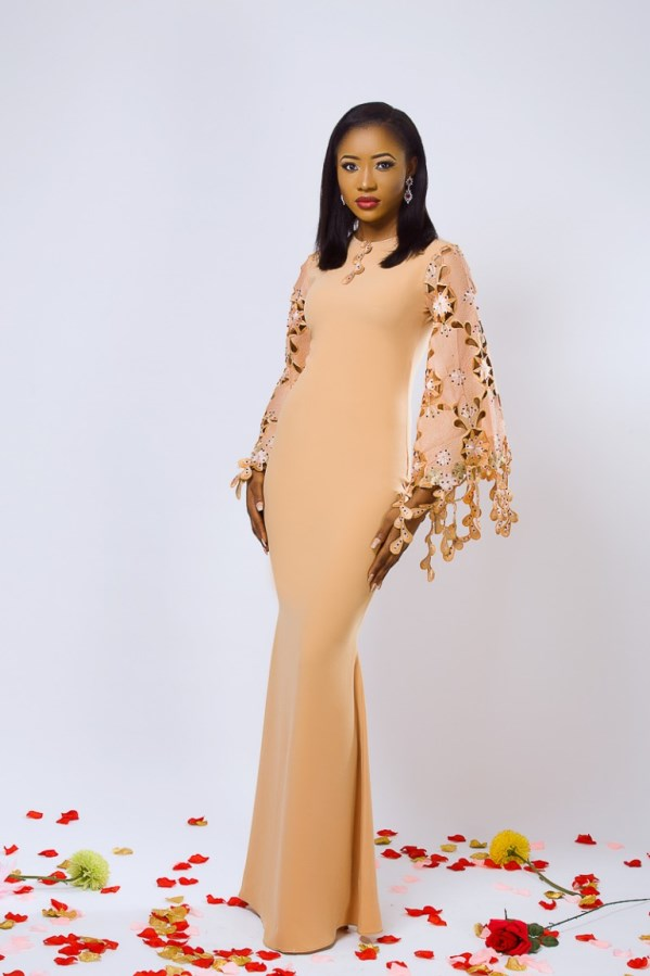 Nouva Couture Lady Valentina SS 16 LoveweddingsNG 2