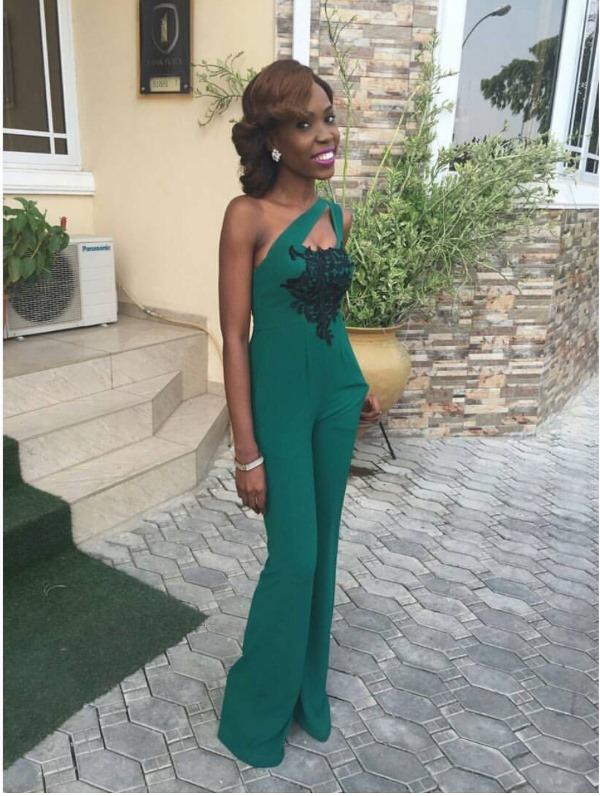 #OBI2016 Wedding Guests - Kemi Lala Akindoju