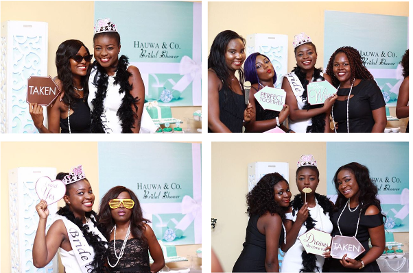 Tiffany & Co Themed Bridal Shower Partito by Ronnie LoveweddingsNG 4