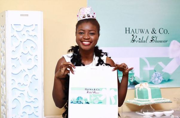 Tiffany & Co Themed Bridal Shower Partito by Ronnie LoveweddingsNG 5