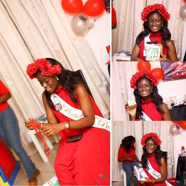 X Factor Themed Bridal Shower - Partito by Ronnie LoveweddingsNG 10