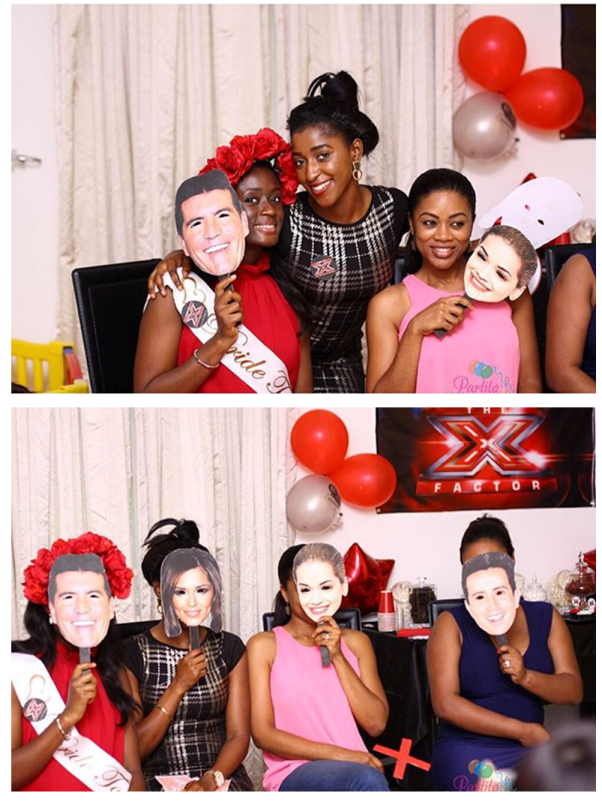 X Factor Themed Bridal Shower - Partito by Ronnie LoveweddingsNG 12
