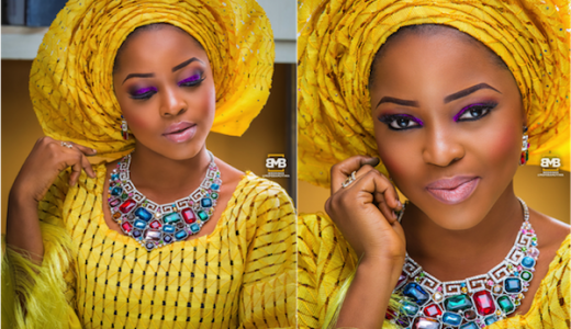 Yellow Traditional Pictures BMB Photography LoveweddingsNG feat