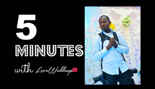 5 Minutes With Olori Olawale LoveweddingsNG