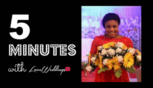 5 Minutes With Stella Planifications Event Concept LoveweddingsNG
