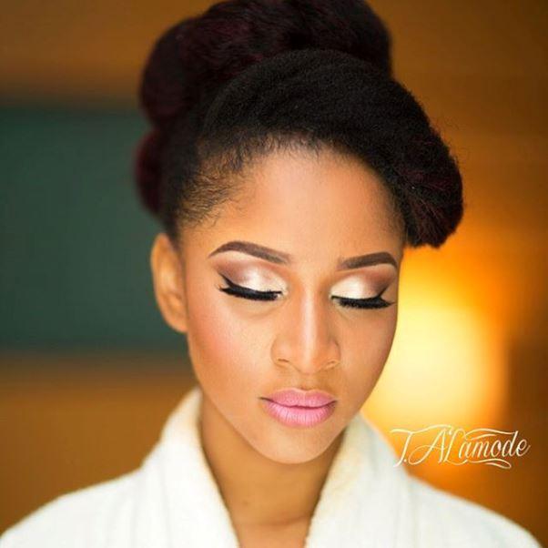 AMVCA2016 - Adesua Etomi T.A'Lamode Makeup LoveweddingsNG
