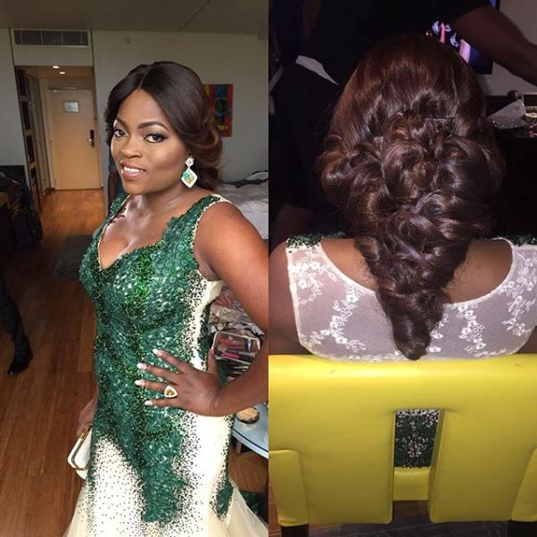 AMVCA2016 - Funke Akindele Beauty by Ade LoveweddingsNG 1