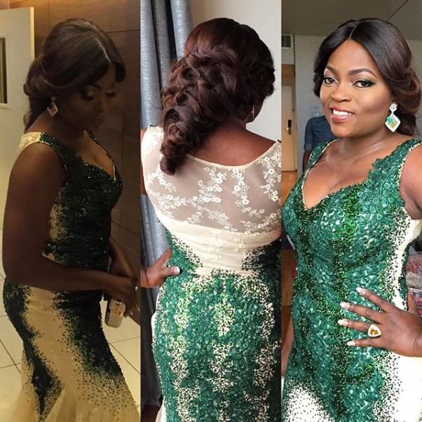 AMVCA2016 - Funke Akindele Beauty by Ade LoveweddingsNG 2