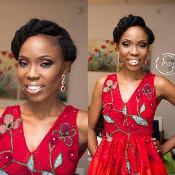 AMVCA2016 - Lala Akindoju Prospotted Makeover O Naturals LoveweddingsNG