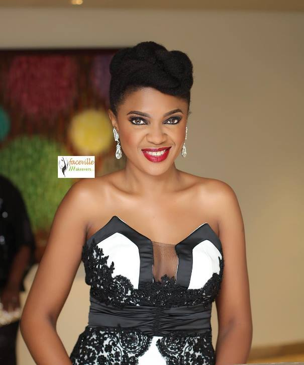 AMVCA2016 - Omoni Oboli Faceville Makeovers LoveweddingsNG