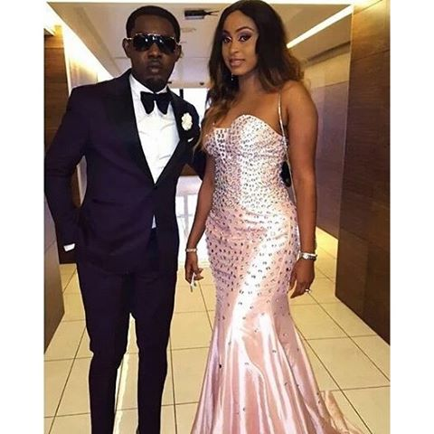 AMVCA2016 - Red Carpet to Aisle Inspiration LoveweddingsNG AY and Mabel Makun