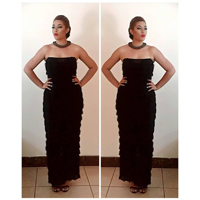 AMVCA2016 - Red Carpet to Aisle Inspiration LoveweddingsNG Adunni Ade