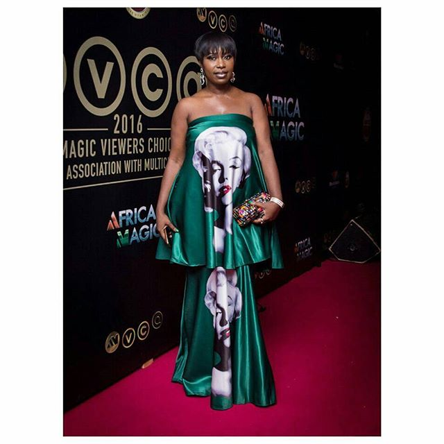 AMVCA2016 - Red Carpet to Aisle Inspiration LoveweddingsNG Azuka Ogujiuba