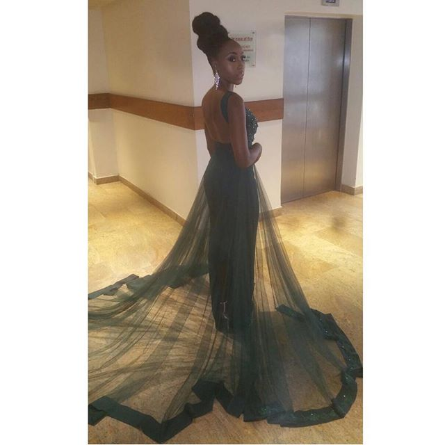 AMVCA2016 - Red Carpet to Aisle Inspiration LoveweddingsNG Beverly Naya 1