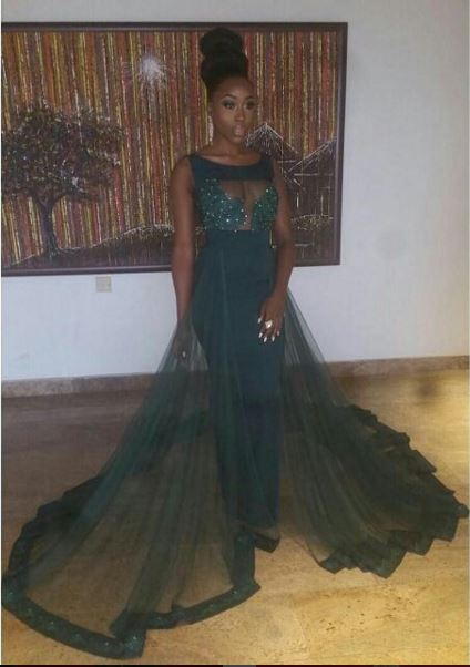 AMVCA2016 - Red Carpet to Aisle Inspiration LoveweddingsNG Beverly Naya in Sisiano