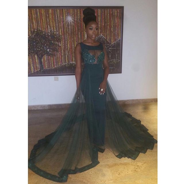 AMVCA2016 - Red Carpet to Aisle Inspiration LoveweddingsNG Beverly Naya