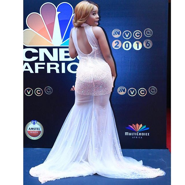 AMVCA2016 - Red Carpet to Aisle Inspiration LoveweddingsNG Elizabeth Michael 1