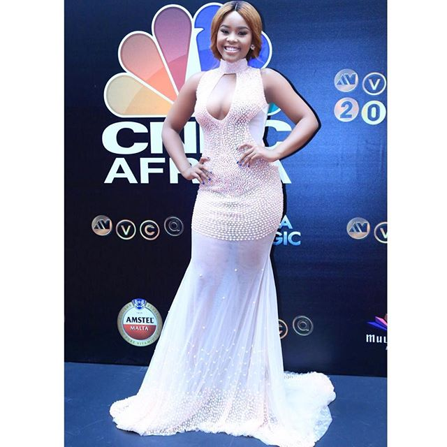 AMVCA2016 - Red Carpet to Aisle Inspiration LoveweddingsNG Elizabeth Michael