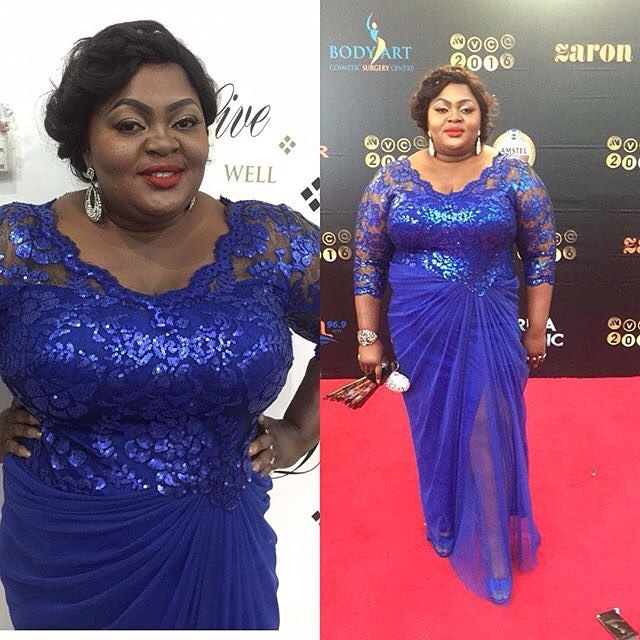 AMVCA2016 - Red Carpet to Aisle Inspiration LoveweddingsNG Eniola Badmus