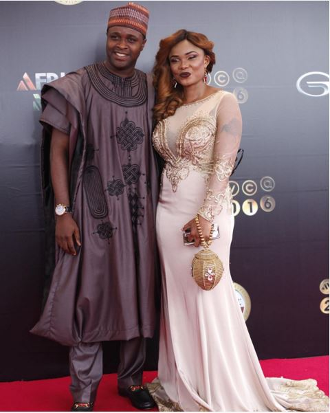 AMVCA2016 - Red Carpet to Aisle Inspiration LoveweddingsNG Femi Adebayo and Iyabo Ojo