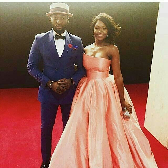 AMVCA2016 - Red Carpet to Aisle Inspiration LoveweddingsNG Gbenro and Osas Ajibade