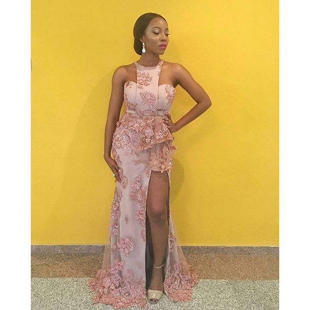 AMVCA2016 - Red Carpet to Aisle Inspiration LoveweddingsNG Indima Okojie
