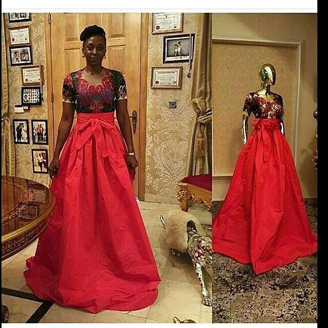 AMVCA2016 - Red Carpet to Aisle Inspiration LoveweddingsNG Kate Henshaw