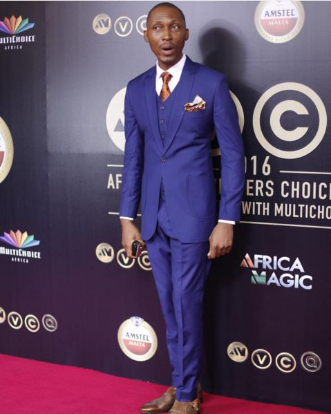 AMVCA2016 - Red Carpet to Aisle Inspiration LoveweddingsNG Kunle Idowu