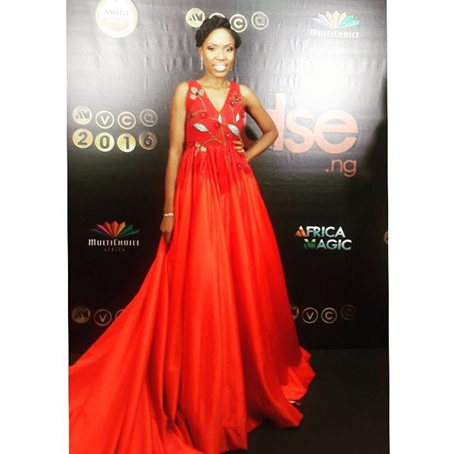 AMVCA2016 - Red Carpet to Aisle Inspiration LoveweddingsNG Lala Akindoju