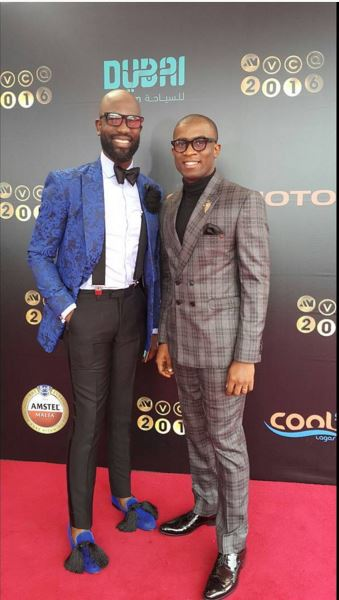 AMVCA2016 - Red Carpet to Aisle Inspiration LoveweddingsNG Mai Atafo and Joe Hanson