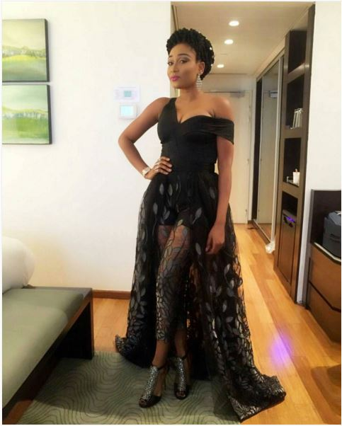 AMVCA2016 - Red Carpet to Aisle Inspiration LoveweddingsNG Mbong Amata