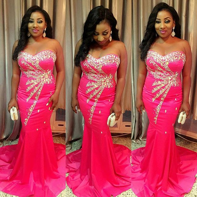 AMVCA2016 - Red Carpet to Aisle Inspiration LoveweddingsNG Mide Martins