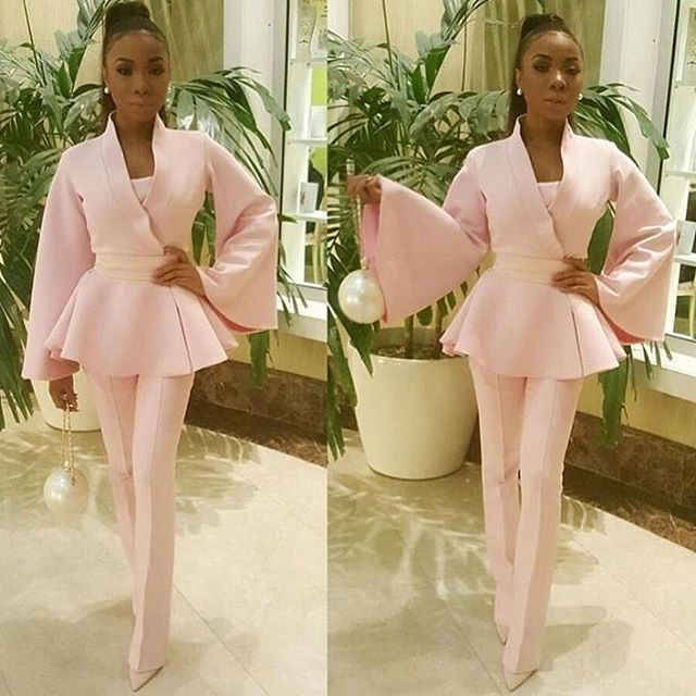 AMVCA2016 - Red Carpet to Aisle Inspiration LoveweddingsNG Mo Cheddah