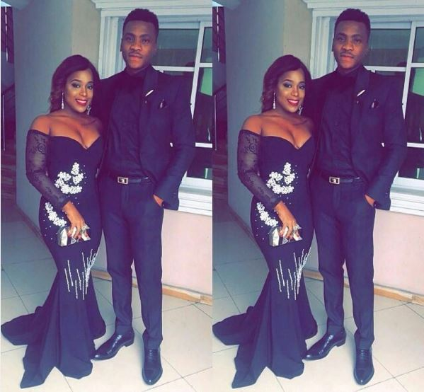 AMVCA2016 - Red Carpet to Aisle Inspiration LoveweddingsNG Moet Abebe and Monk Chief
