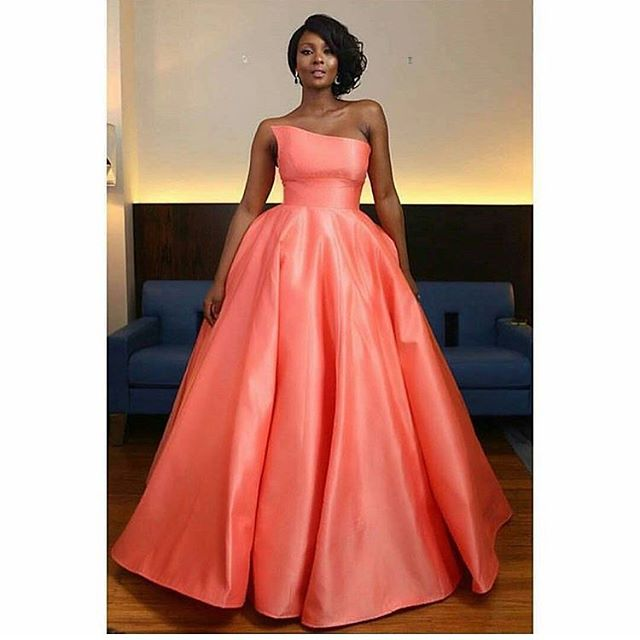 AMVCA2016 - Red Carpet to Aisle Inspiration LoveweddingsNG Osas Ighodaro Ajibade