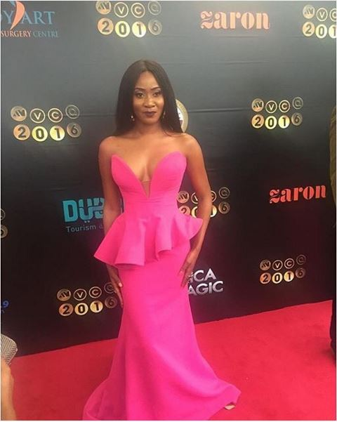 AMVCA2016 - Red Carpet to Aisle Inspiration LoveweddingsNG Toni Tones