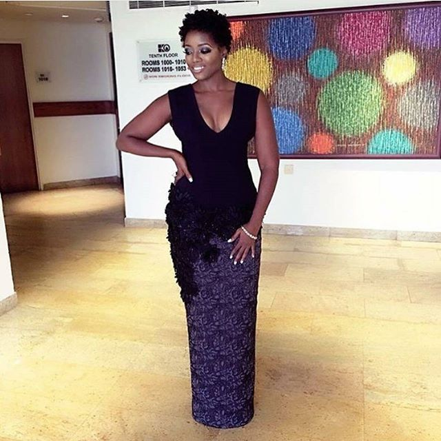 AMVCA2016 - Red Carpet to Aisle Inspiration LoveweddingsNG Tonye Garrick
