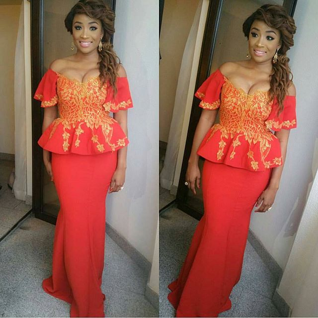 AMVCA2016 - Red Carpet to Aisle Inspiration LoveweddingsNG Uru Eke