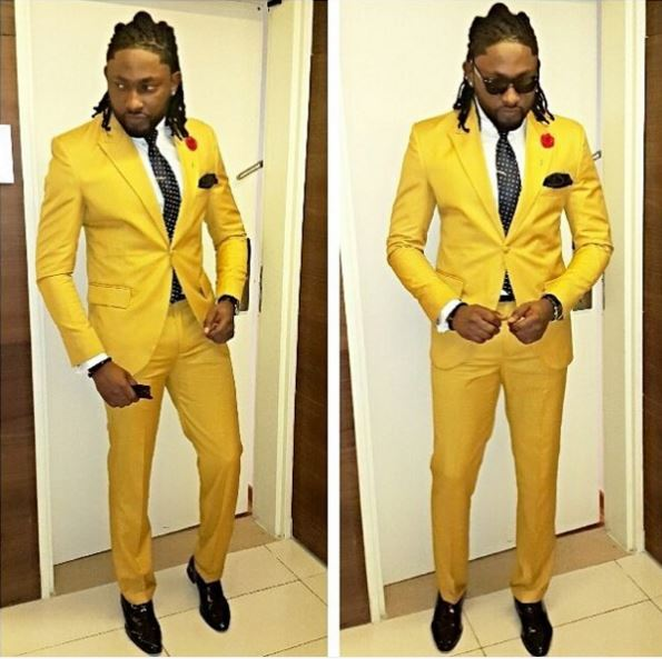 AMVCA2016 - Red Carpet to Aisle Inspiration LoveweddingsNG Uti Nwachukwu