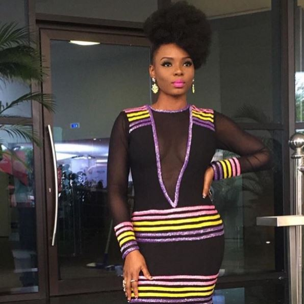 AMVCA2016 - Red Carpet to Aisle Inspiration LoveweddingsNG Yemi Alade 1