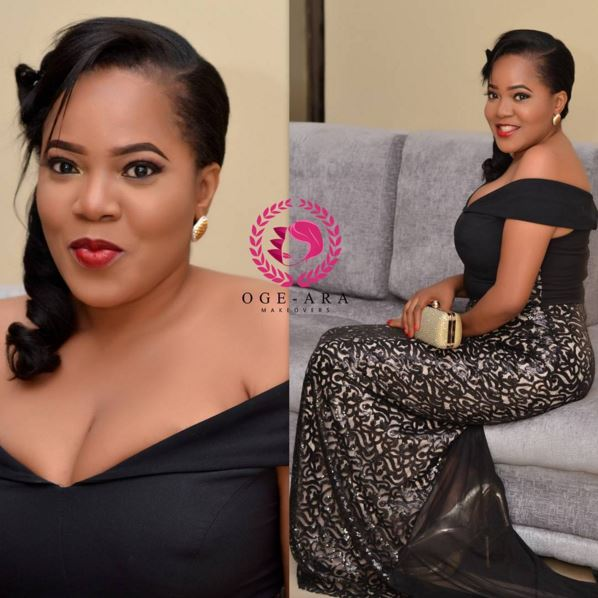 AMVCA2016 - Toyin Aimhaku Ogeara Makeovers LoveweddingsNG