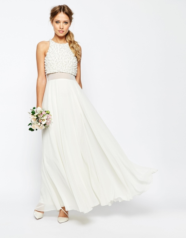 ASOS Affordable Wedding Gown LoveweddingsNG 10