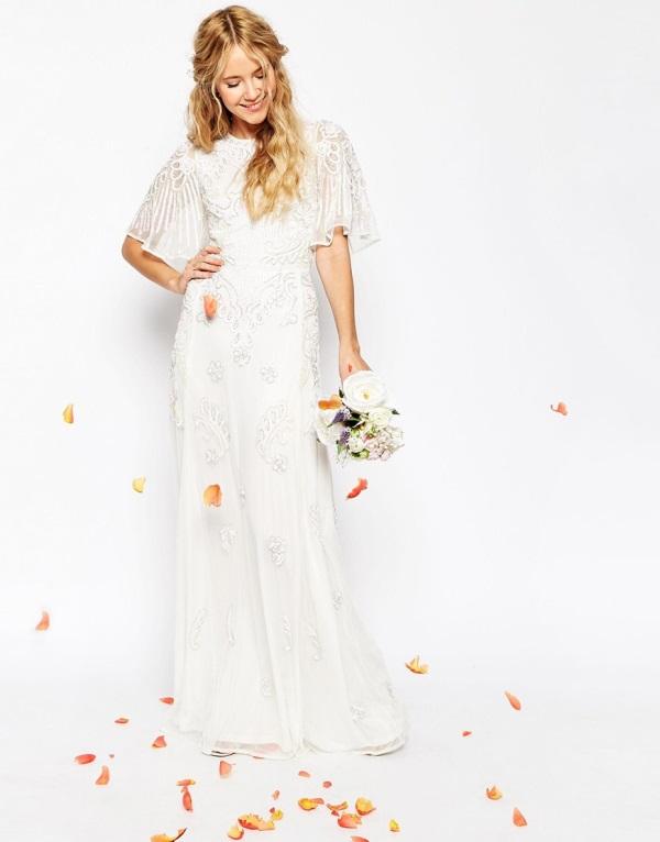 ASOS Affordable Wedding Gown LoveweddingsNG 12