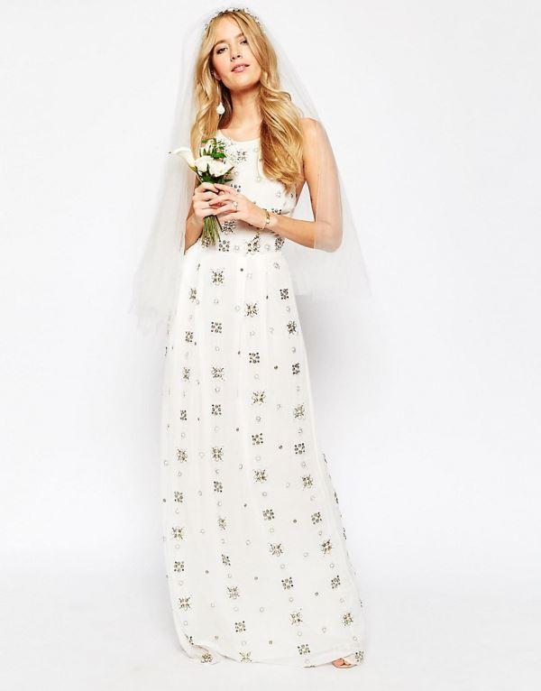 ASOS Affordable Wedding Gown LoveweddingsNG 9