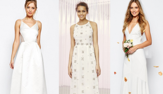 ASOS Affordable Wedding Gown LoveweddingsNG feat