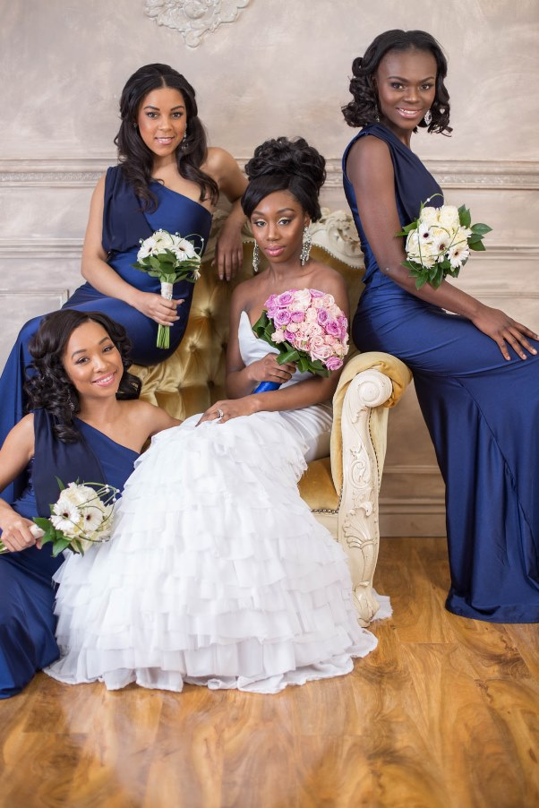 Bridal Makeup Inspiration Geraldine Kitenge LoveweddingsNG 7