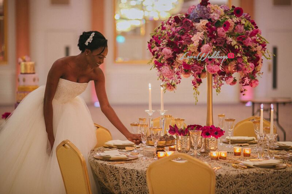 Gold Opulence Alegrar Events LoveweddingsNG 15